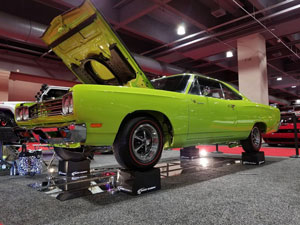 antique muscle car repair and restoration in West Chester, PA